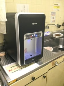 工場・オフィスの熱中症対策に。定額制のウォーターサーバ